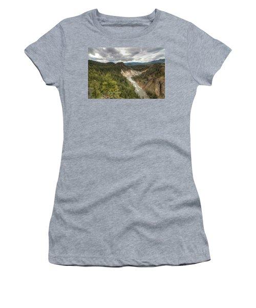 Moody Yellowstone Women's T-Shirt