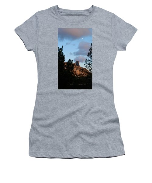 Moon And Rock Women's T-Shirt