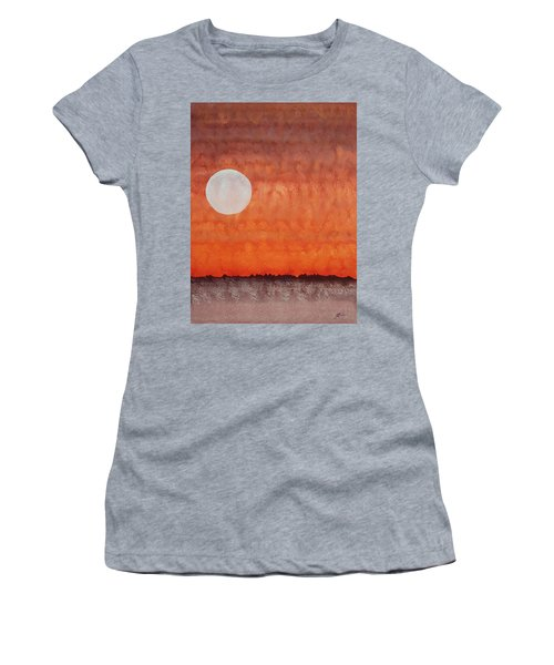 Moon Over Mojave Women's T-Shirt