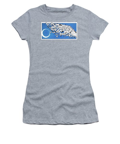 Moonflight Women's T-Shirt (Athletic Fit)