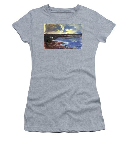 Moonlit Beach Women's T-Shirt
