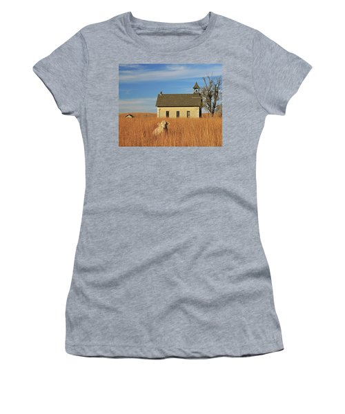 Moo's That? Women's T-Shirt (Junior Cut) by Christopher McKenzie