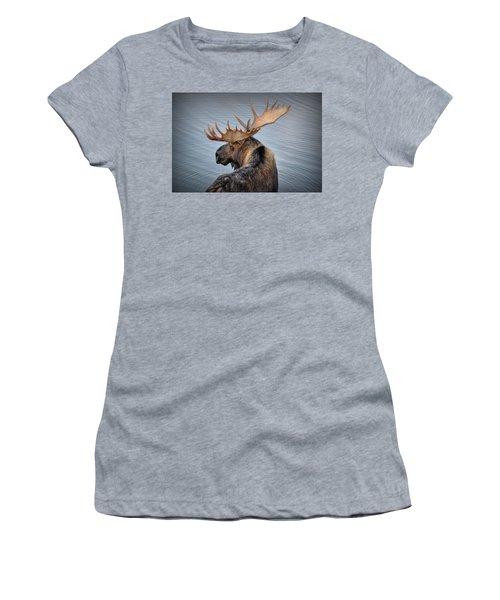 Moose Drool Women's T-Shirt (Athletic Fit)
