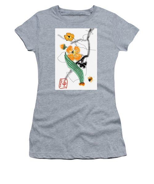 More Bitter Melon  Women's T-Shirt (Athletic Fit)