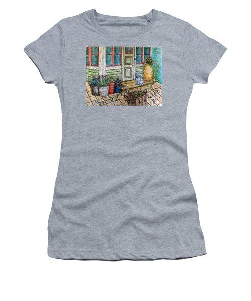 More Please... Women's T-Shirt (Athletic Fit)