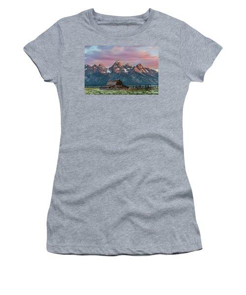 Mormon Row Women's T-Shirt