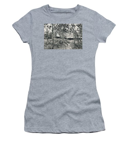 Morning In The Dunes Women's T-Shirt