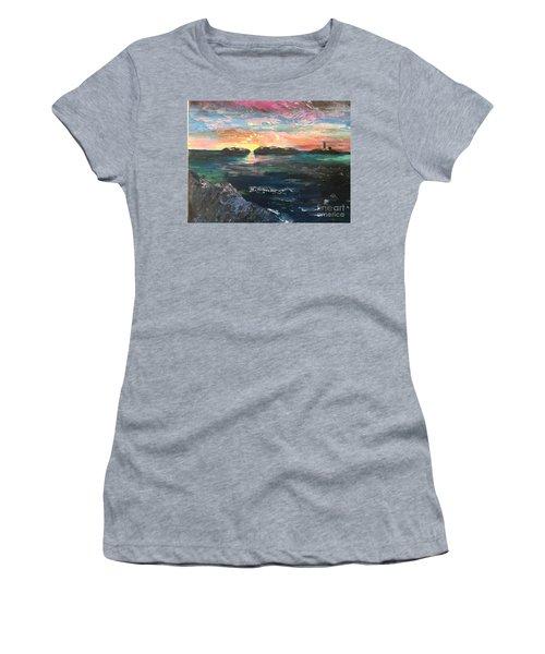 Morning Maine Women's T-Shirt