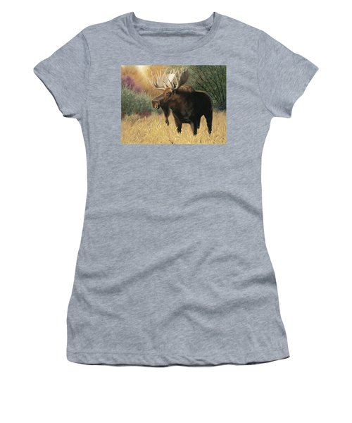 Morning Majesty Women's T-Shirt