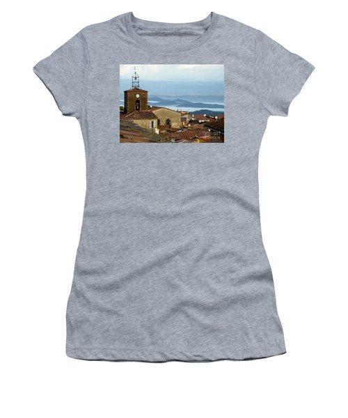 Morning Mist In Provence Women's T-Shirt