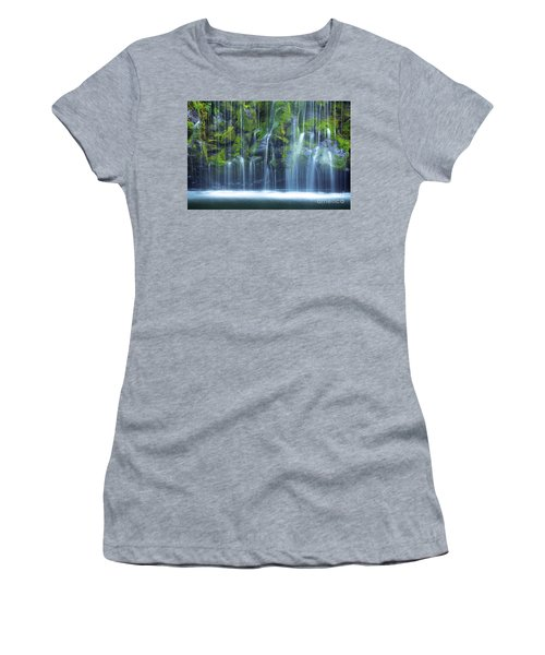 Mossbrae Falls - 05 Women's T-Shirt (Athletic Fit)