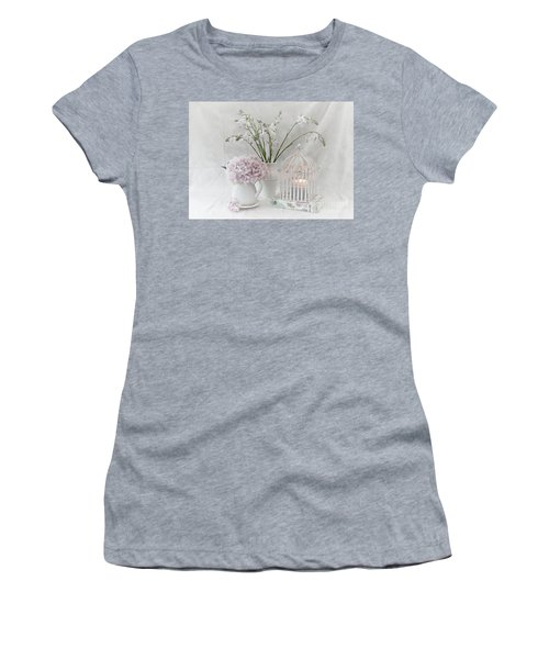 Mother...tell Me Your Memories Women's T-Shirt (Junior Cut) by Sherry Hallemeier