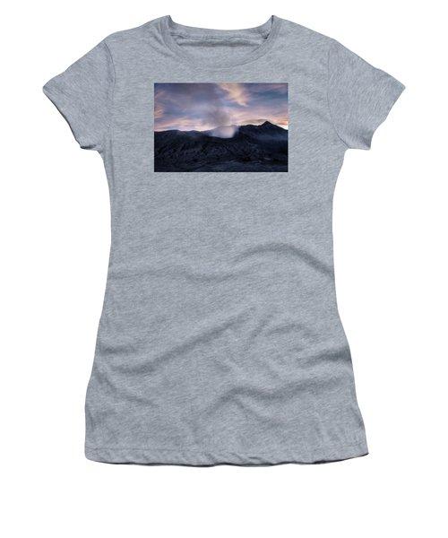 Mount Bromo After The Sun - Java Women's T-Shirt