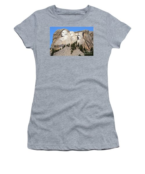 Mount Rushmore I Women's T-Shirt