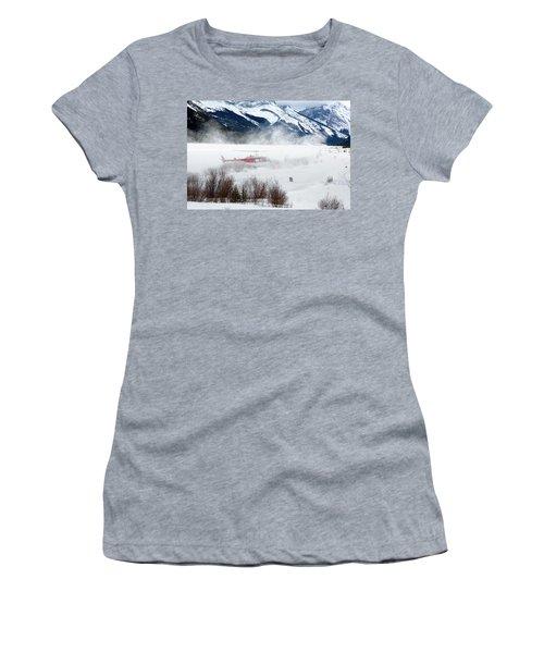 Mountain Landing Women's T-Shirt