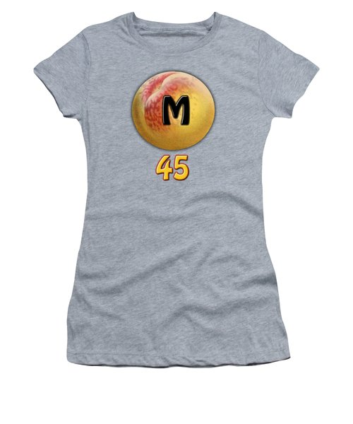 Mpeach 45 Women's T-Shirt (Athletic Fit)