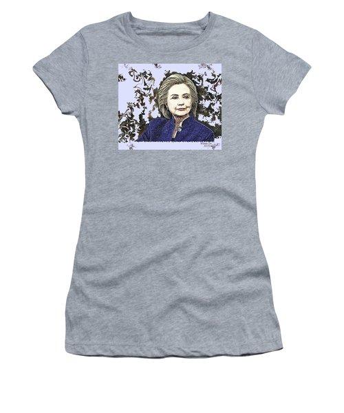 Mrs Hillary Clinton Women's T-Shirt