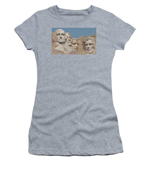 Mt. Rushmore Women's T-Shirt