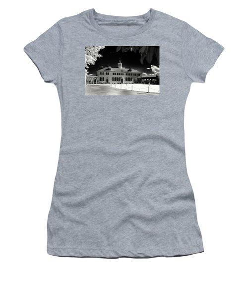 Mt Vernon Women's T-Shirt (Junior Cut) by Paul Seymour