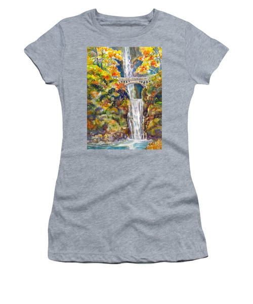 Multnomah Falls Women's T-Shirt