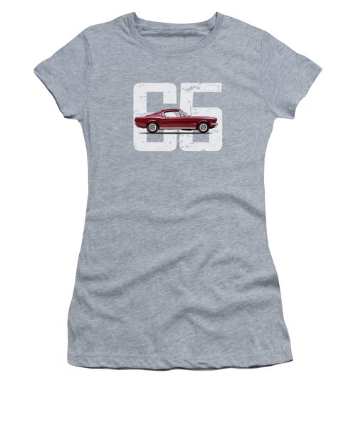 Mustang Fastback Women's T-Shirt
