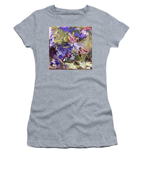 My Secret Garden Women's T-Shirt (Athletic Fit)