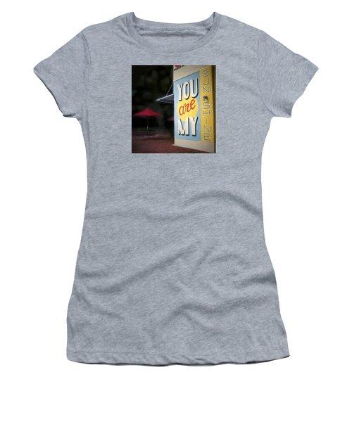My Sunshine Women's T-Shirt (Junior Cut) by Glenn Gemmell