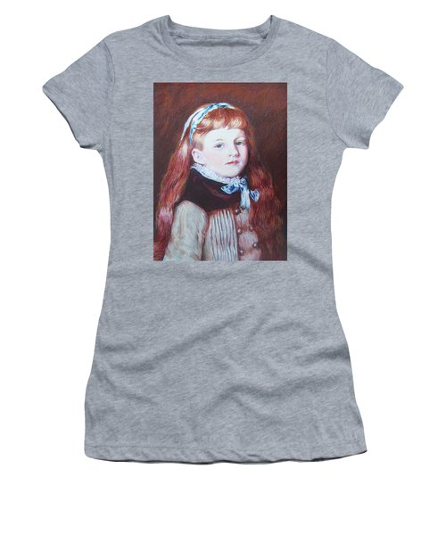 My Version Of A Renoir Women's T-Shirt (Athletic Fit)