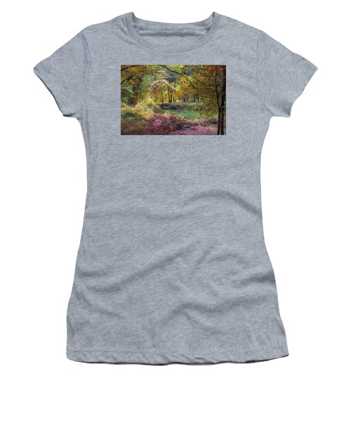 My World Of Color Women's T-Shirt