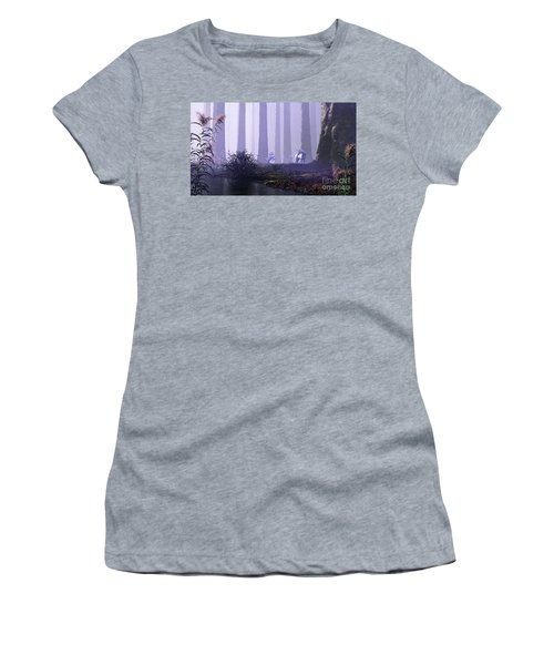 Mystical Forest Women's T-Shirt