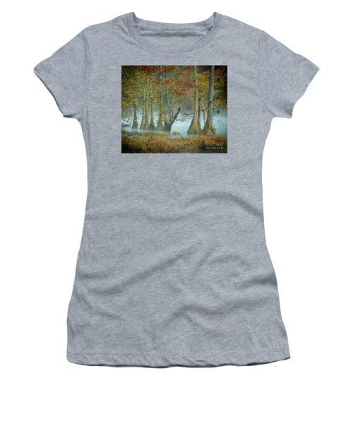 Mystical Mist Women's T-Shirt (Athletic Fit)