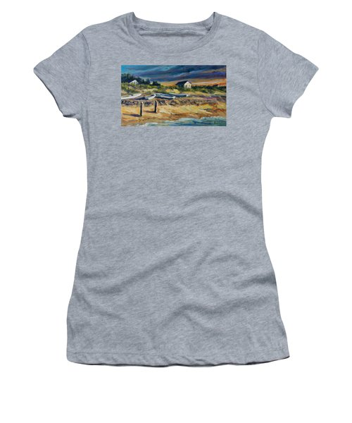 Nantucket Women's T-Shirt (Athletic Fit)