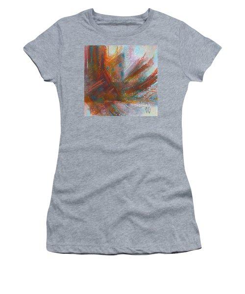 Native Dancer Women's T-Shirt (Athletic Fit)