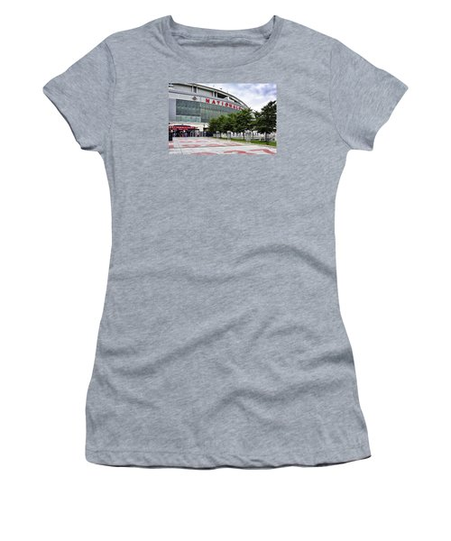 Nats Park - Front Entrance  Women's T-Shirt (Athletic Fit)