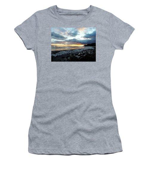 Nature's Force Women's T-Shirt (Junior Cut) by Karen Horn