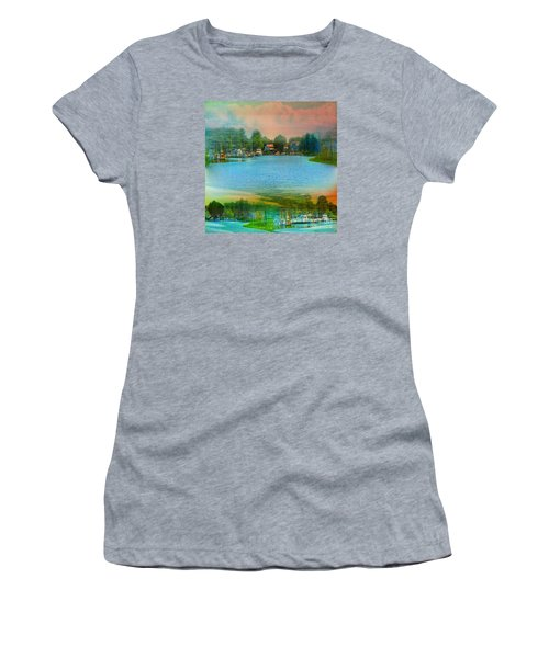 Nature's Magical Sunsets Women's T-Shirt (Athletic Fit)