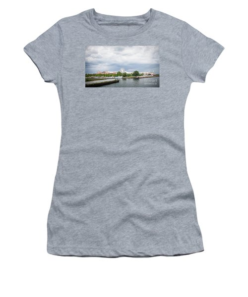 Navy Pier In Chicago Women's T-Shirt