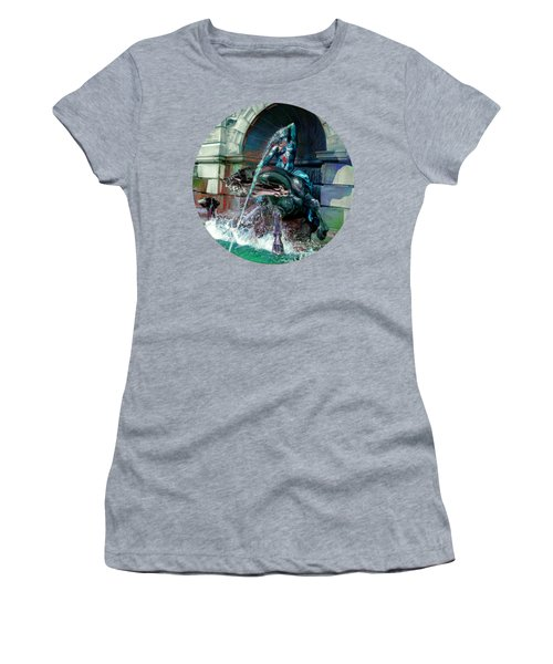 Neptune Nymph 2 Women's T-Shirt