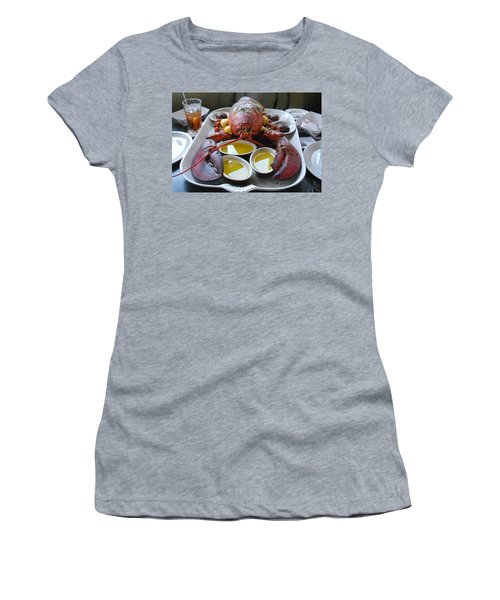 New England Treat Women's T-Shirt (Athletic Fit)