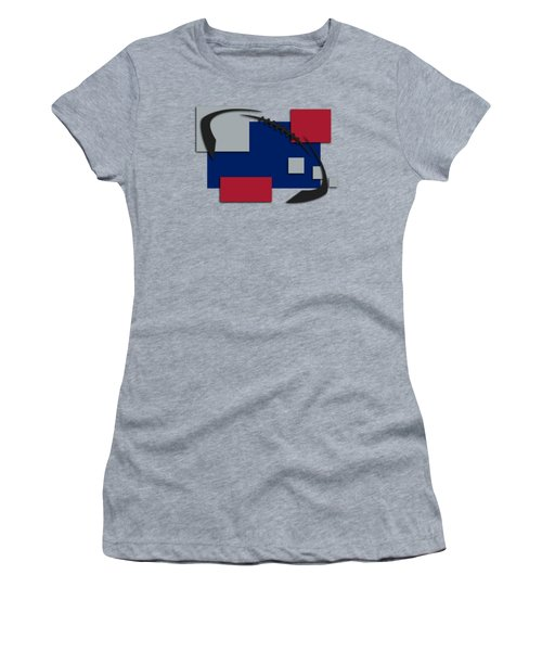 New York Giants Abstract Shirt Women's T-Shirt