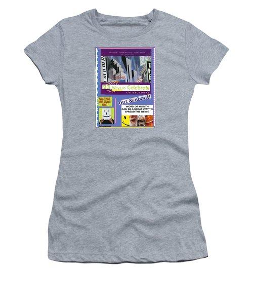 New York State Of Mind Women's T-Shirt