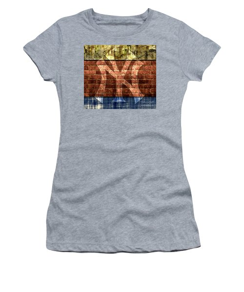New York Yankees Brick 2 Women's T-Shirt
