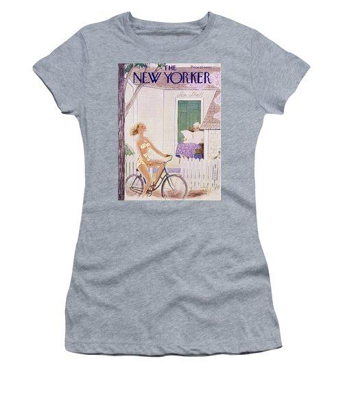 New Yorker August 6 1955 Women's T-Shirt