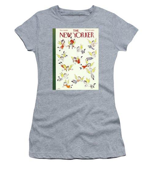 New Yorker December 16 1950 Women's T-Shirt