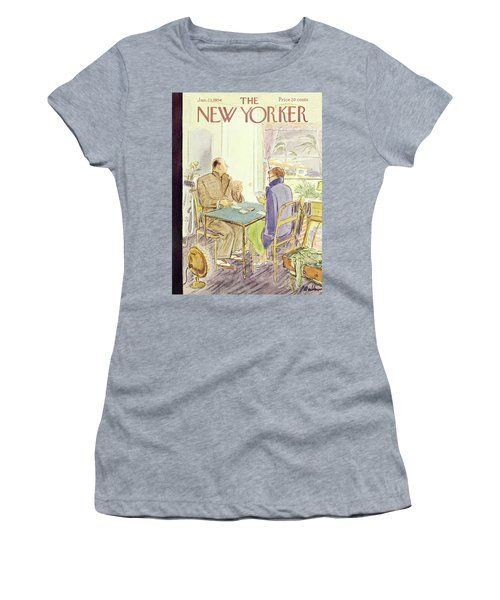 New Yorker January 23 1954 Women's T-Shirt