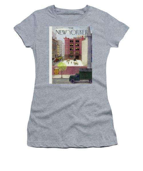 New Yorker May 14 1949 Women's T-Shirt