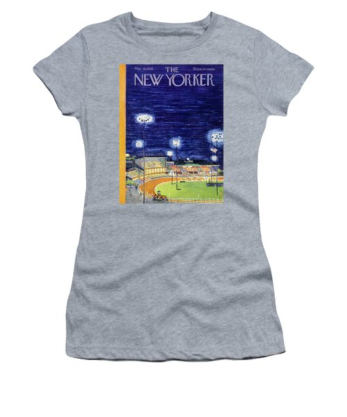 New Yorker May 16 1959  Women's T-Shirt (Athletic Fit)