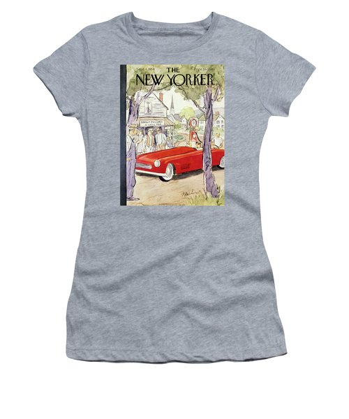 New Yorker September 4 1954 Women's T-Shirt