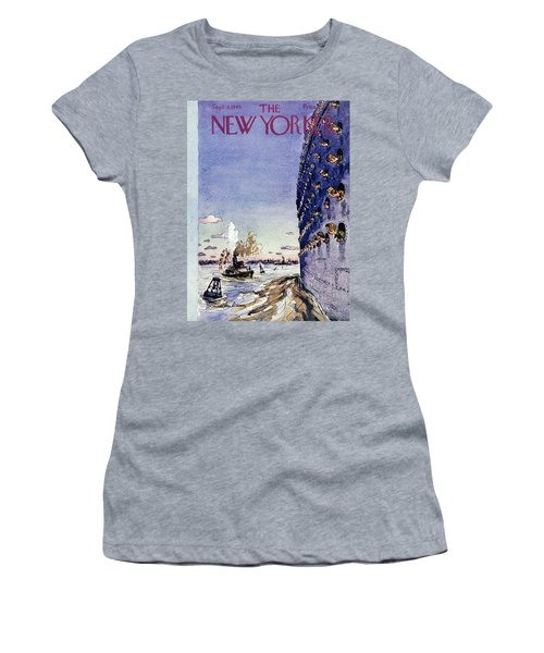 New Yorker September 8 1945 Women's T-Shirt