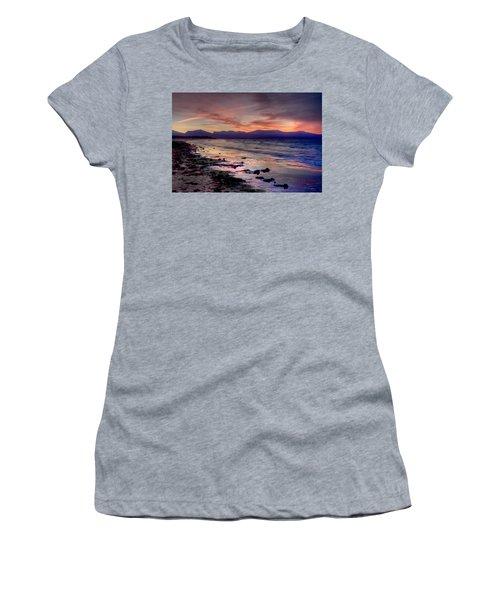 Newborough Sunrise Women's T-Shirt